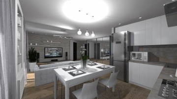 Кухня дизайн 1