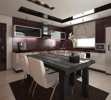 компьютерный дизайн кухни