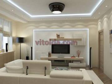 Дизайн интерьера для вашей гостинной 1