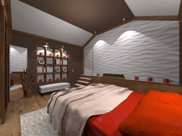МАНСАРДА спальня2
